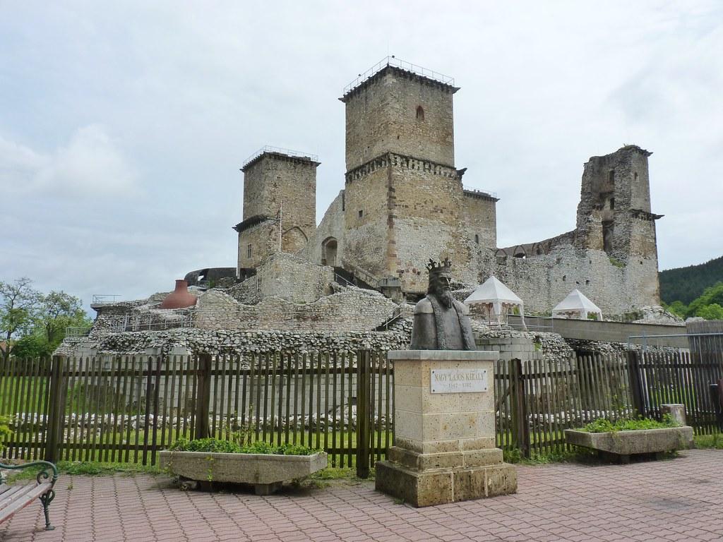 Miskolc - castillo Diósgyőr
