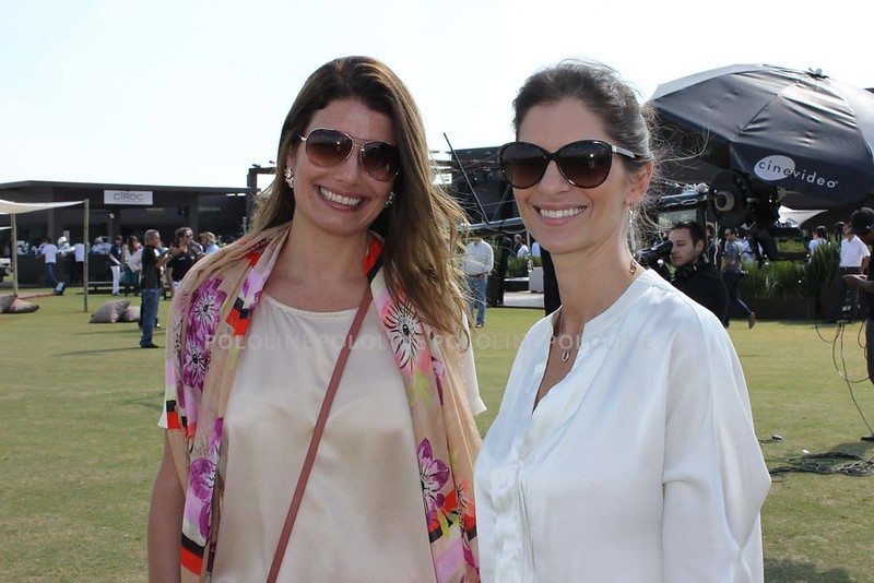 Renata Khalil and Beatrice Antunis