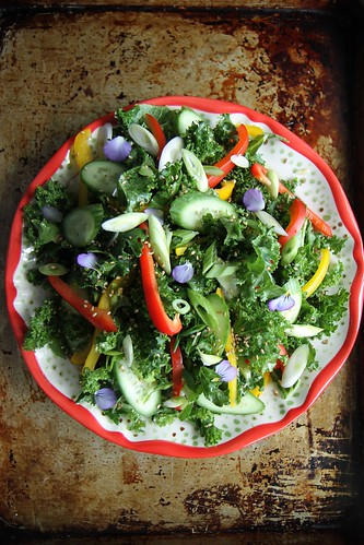 Asian Kale Salad | by Heather Christo