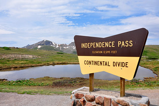 Independence Pass | by Larry Lamsa