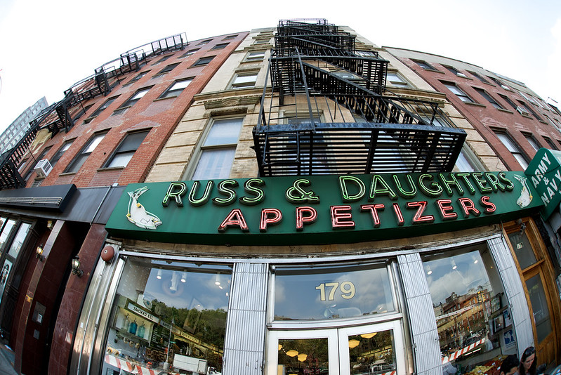 Russ & Daughter's Appetizers