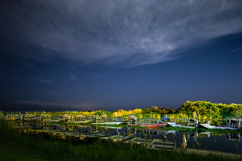 longexposure sky water night clouds canon stars unitedstates florida fortlauderdale everglades southflorida 6d airboats
