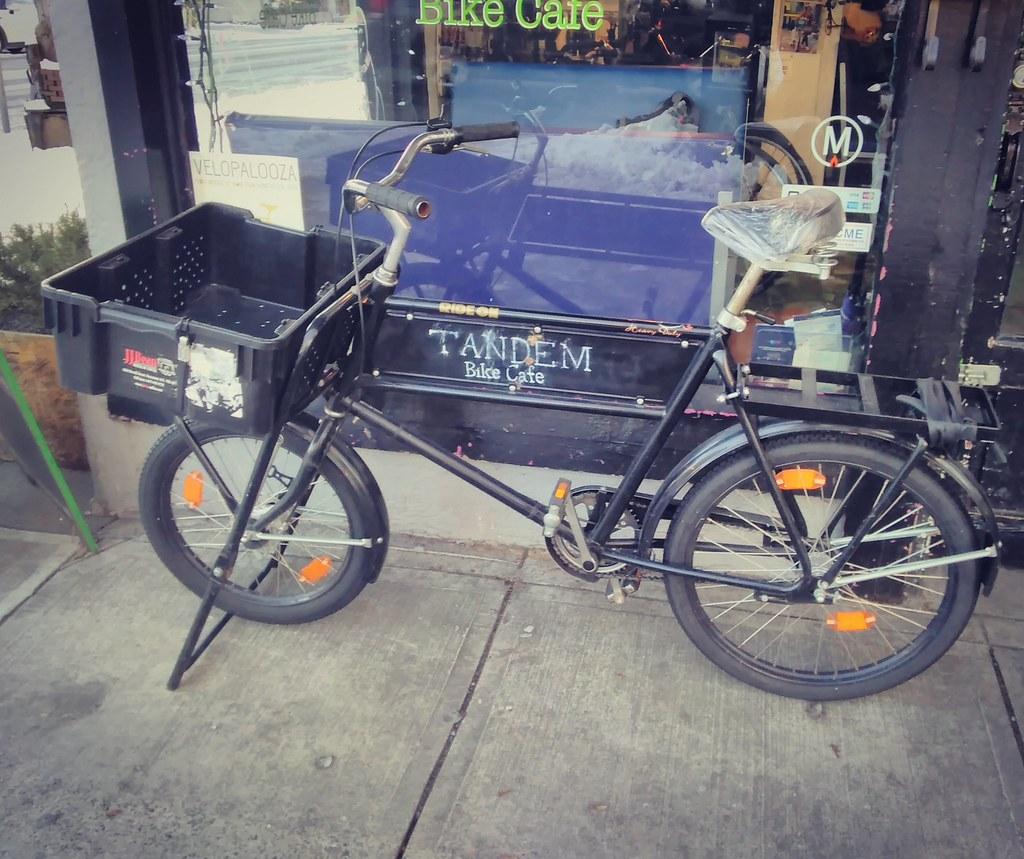 Wonderbaar And the short John! AKA Cycle Truck, AKA butcher bike. … | Flickr ED-19