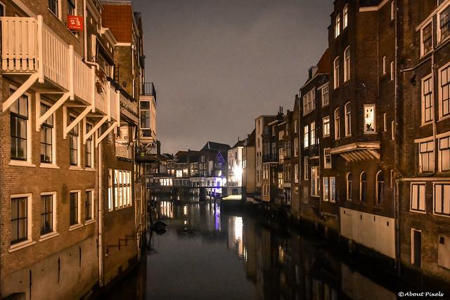 2016-12 Historische gracht - Dordrecht/NL