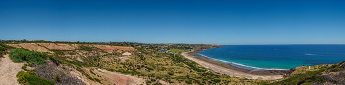 adelaide southaustralia sa australia beach ocean cliff water view lookout park reserve nice beautiful wow amazing pano panorama panoramic sky afternoon olympusem10 olympus olympusomd hallettcove wideangle photo photography photogenic rock angle stunning