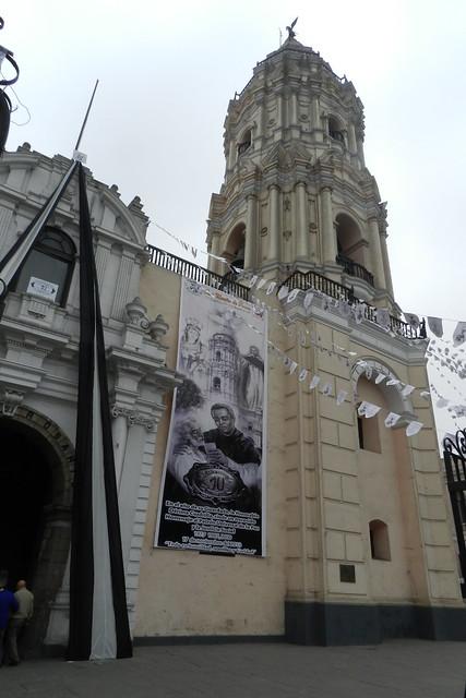 Lima Iglesia del Convento de Santo Domingo Peru 02