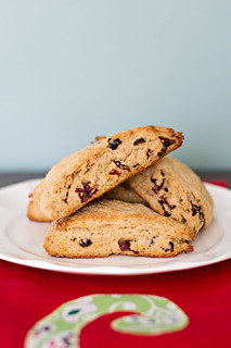 Cranberry Orange Scones | by Courtney | Cook Like a Champion