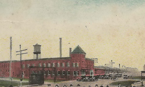 SE Lansing MI AUTOMOBILE HISTORY 1917 REO Motors & Diamond REO AUTOMOBILE INDUSTRY Engineer Owner Olds Motor Works & REO & Father of General Motors Corp Oldsmobile Division5 | by UpNorth Memories - Donald (Don) Harrison