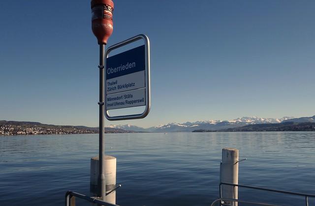 Oberrieden - Lake Zurich - Switzerland