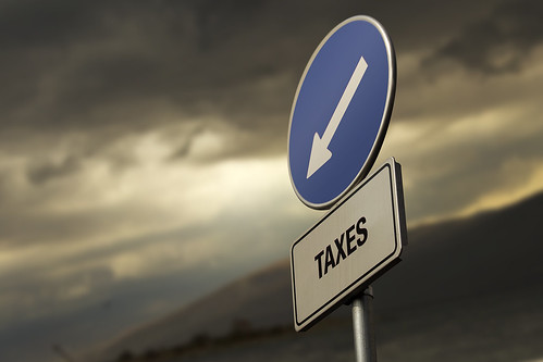 Taxes Sign | by efile989