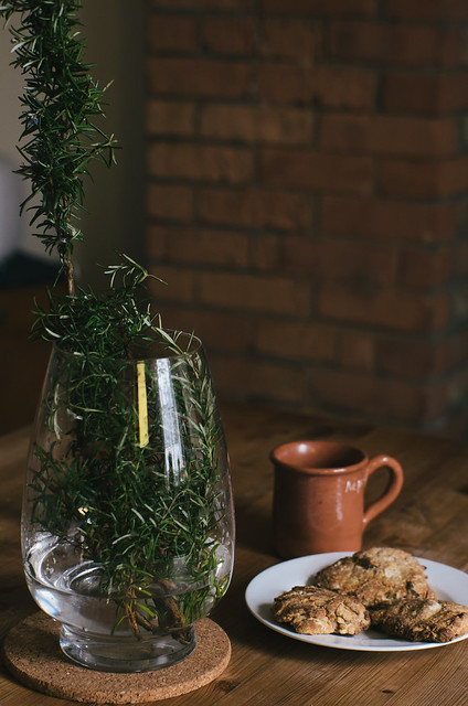 Rosemary and Scones