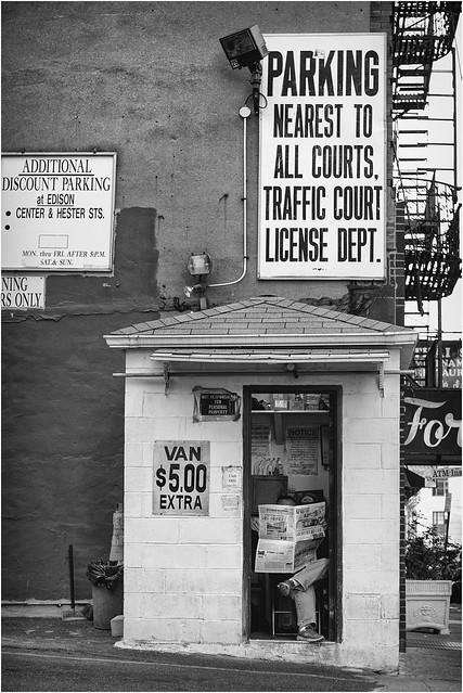 New York City - Parking