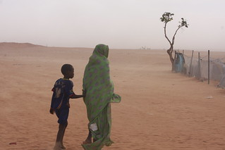 Here to stay: Malian refugees in the Mauritanian desert | by EU Civil Protection and Humanitarian Aid