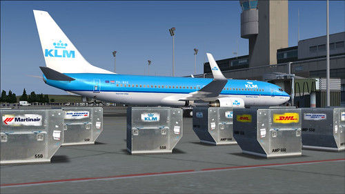 KLM 738 Arr Zürich   by erola340