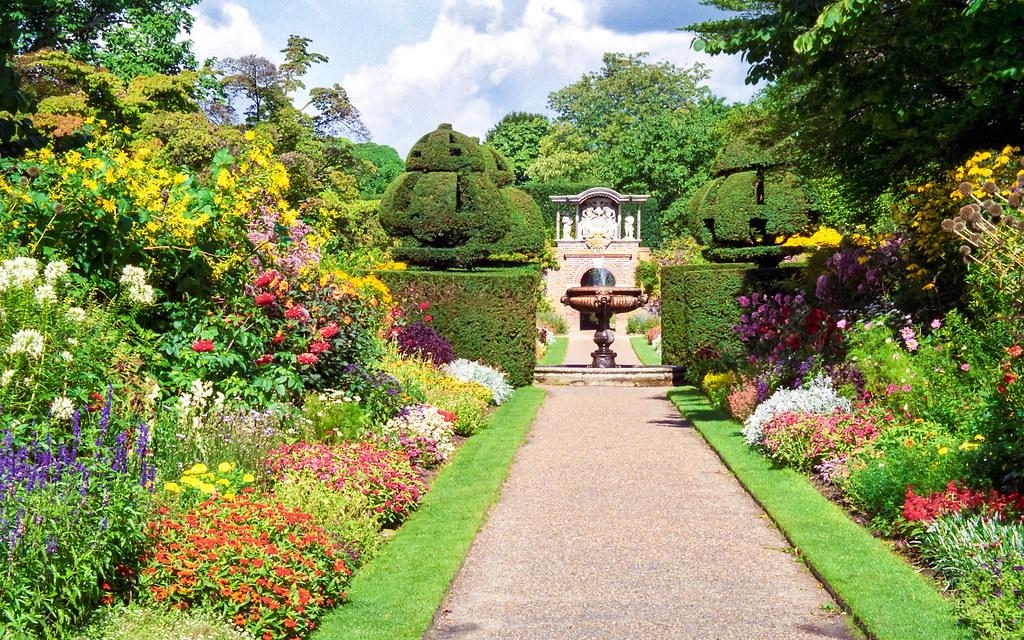 Nymans Garden, West Sussex, E