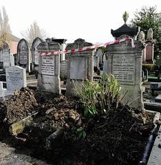 Willesden United Synagogue Jewish Cemetery
