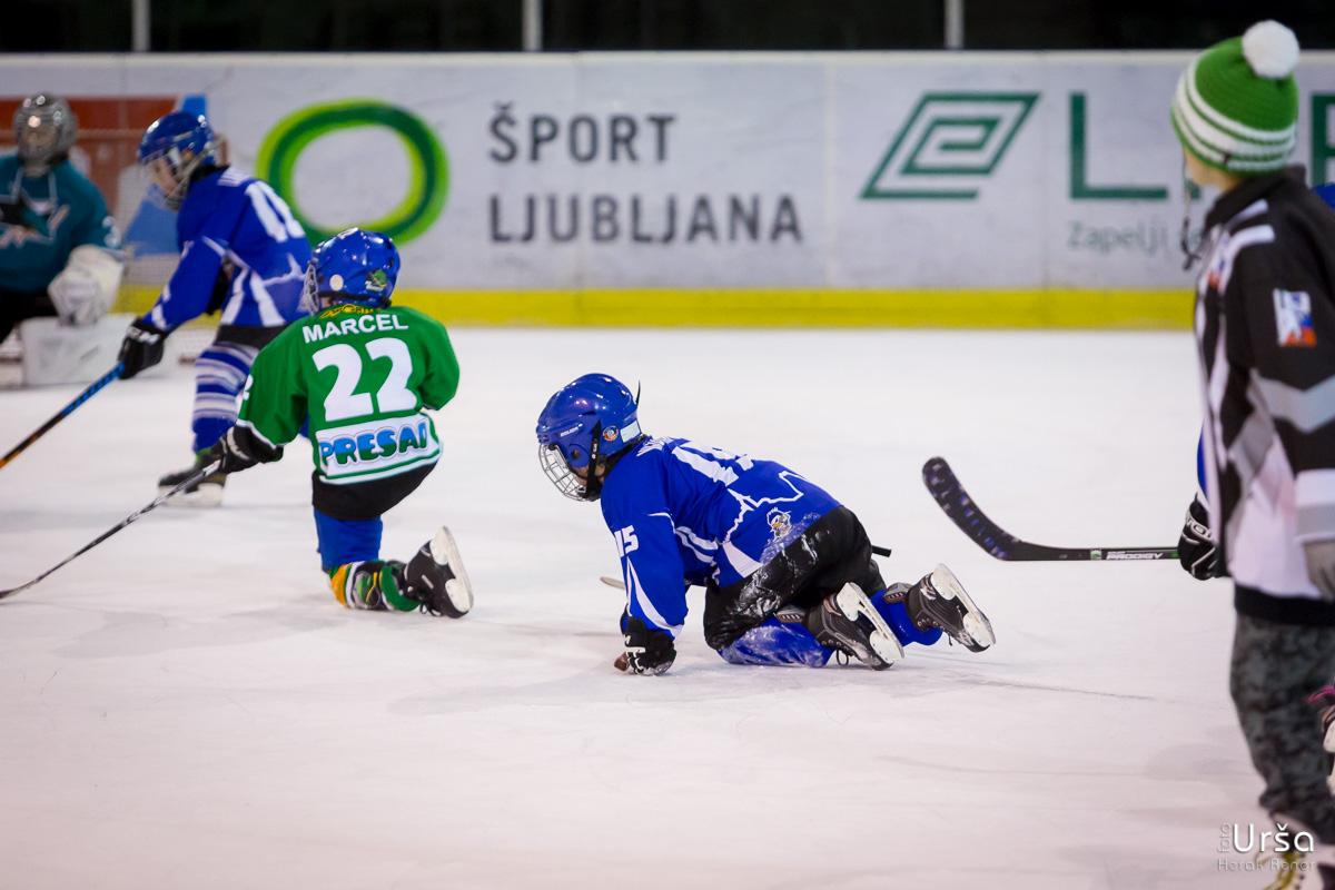 Turnir malčkov U8 in U10 v Ljubljani