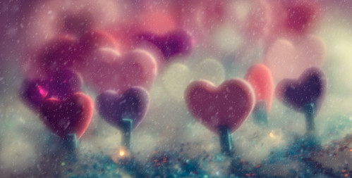 Forest of Hearts I | by Anne Worner