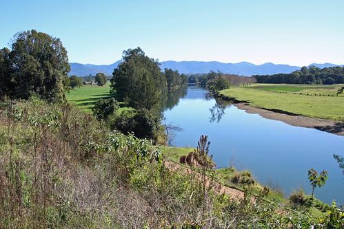 australia nsw newsouthwales waterfallway