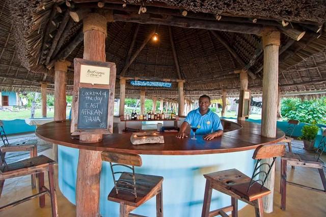 Butiama Beach Lodge, Mafia Island, Tanzania