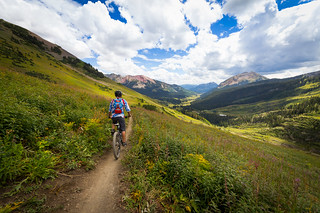 Crested Butte - 401 Trail | by Pierce Martin