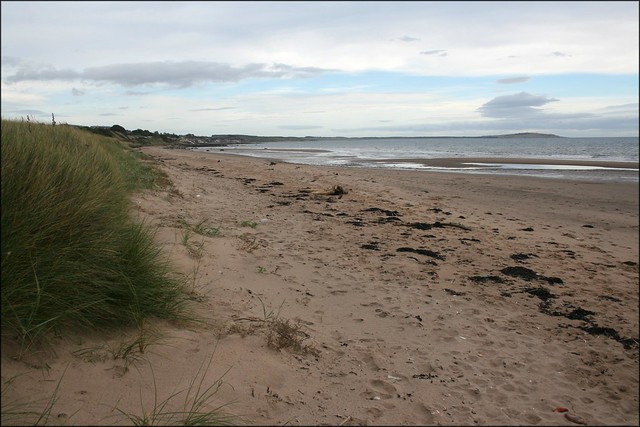 Largo Bay east of Leven