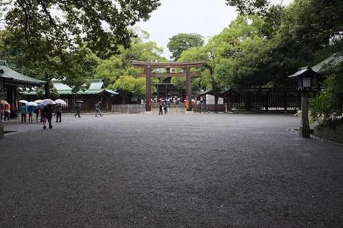 Meiji Jingu   by MatthewW