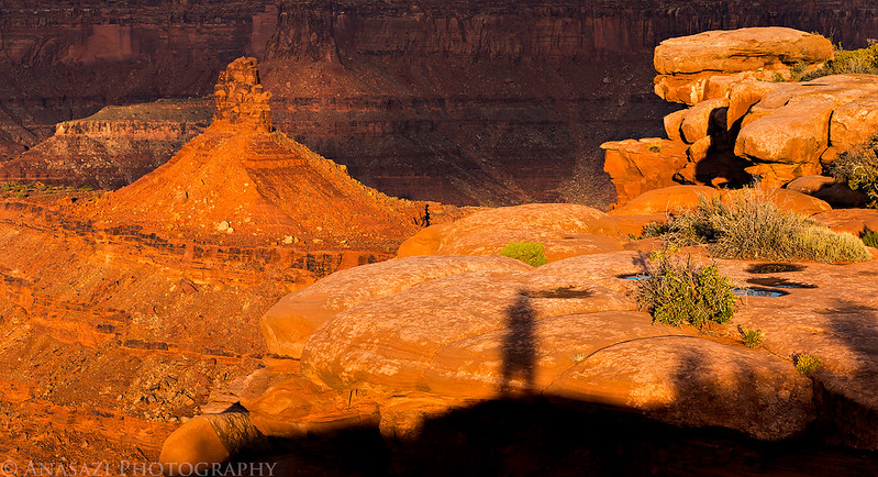 Shadow & Butte