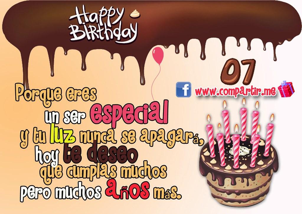All Sizes Frases De Amor Tarjeta De Happy Birthday Con