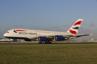 G-XLEB British Airways A380 LHR | by iesphotography