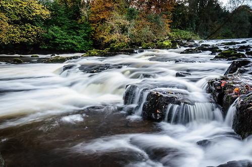 unitedkingdom northernireland weir countyantrim waterview galgormmanor