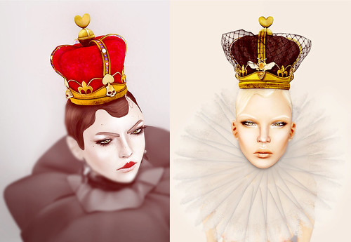 LWL December Arcade: Crown Collection  ad | by Miaa Rebane