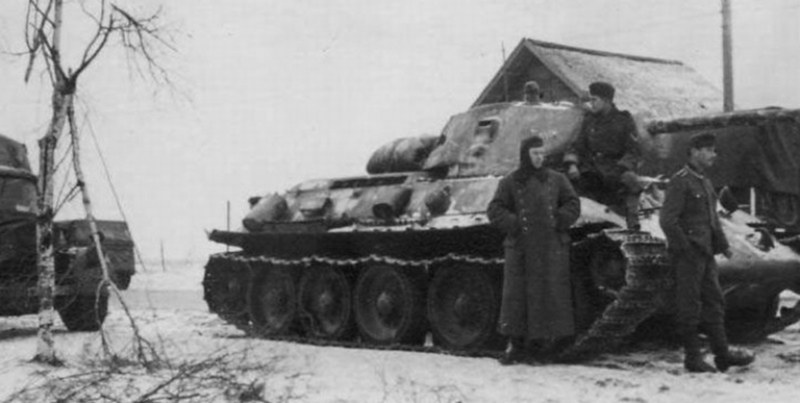 Soviet Technics in German Units (11)
