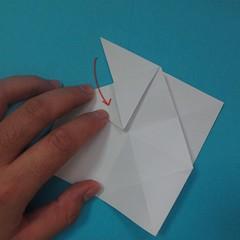 วิธีการพับกระดาษเป็นนกเพนกวิ้น 020