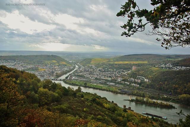 Sonntags am Rhein