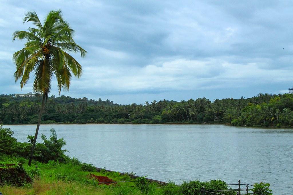 Mahe River Kerala (Mayyazhipuzha,)