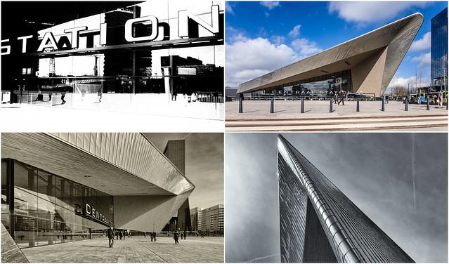 The new landmark of Rotterdam