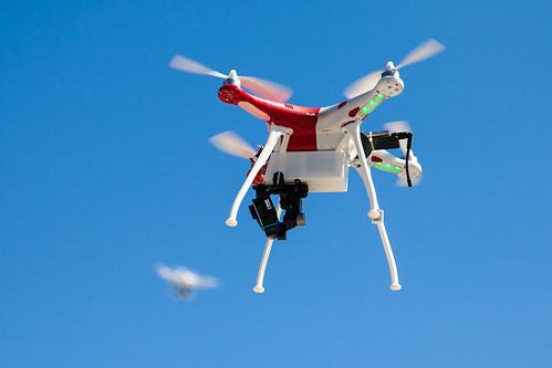 Phantom/GoPro Camera Quadcopter Drone | by Kevin Baird