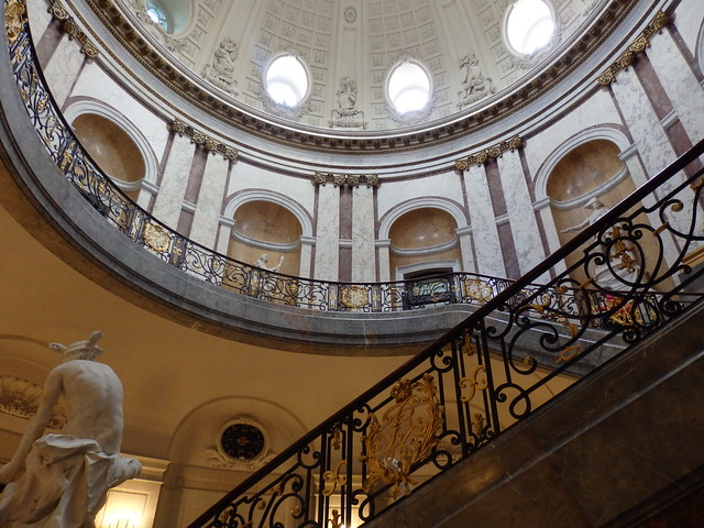 Dome in the Bode Museum