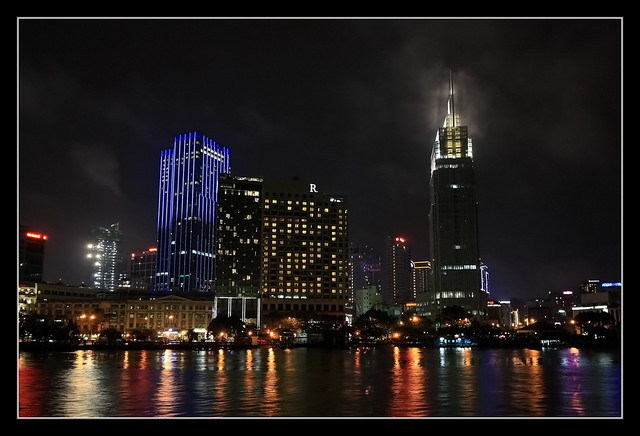 Saigon HCM City VN - Habour 04