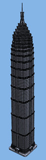 1:2000 Jin Mao Tower | by Doctor Octoroc