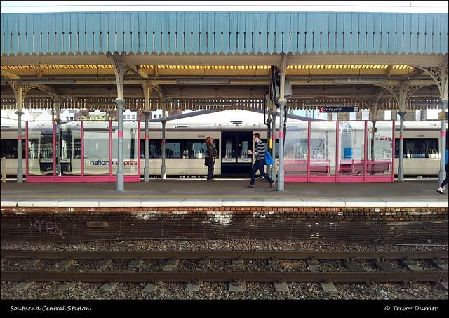 Southend Central Station 20120327_160437