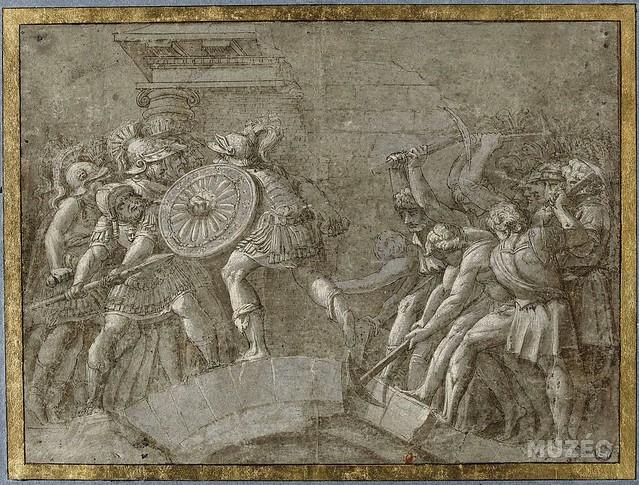 +1525 Horacio Cocles