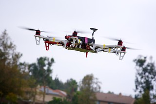 Drone First Test Flight | by Richard Unten