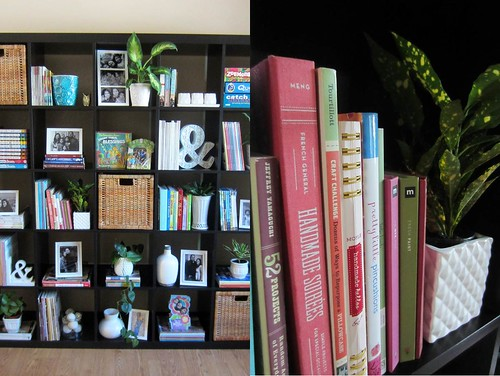 bookshelf | by Jessica Rodarte