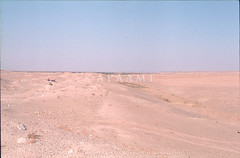 Soura - South rampart ditch and gate