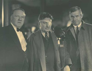W.C. Fields, Wiley Post and Will Rogers   by W.C. Fields