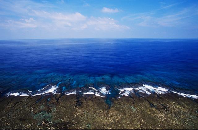 Waji Coast (Kodak Blue)
