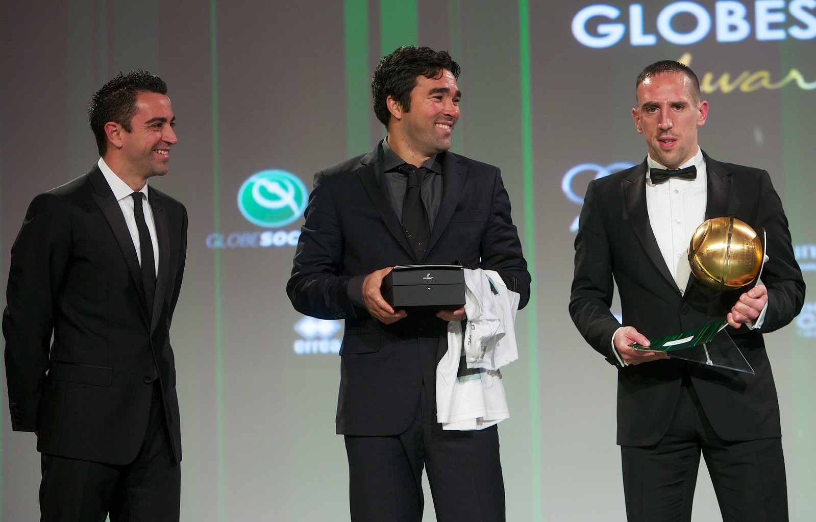 Globe Soccer Awards 307