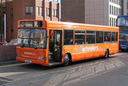 Wheelers SIL9041 | by peterolding